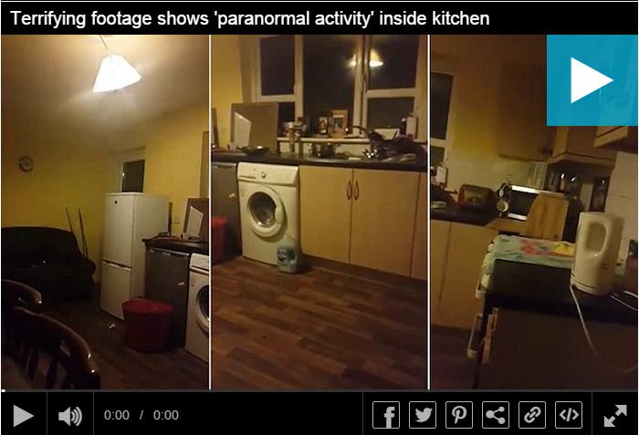 Ireland Ghost Video