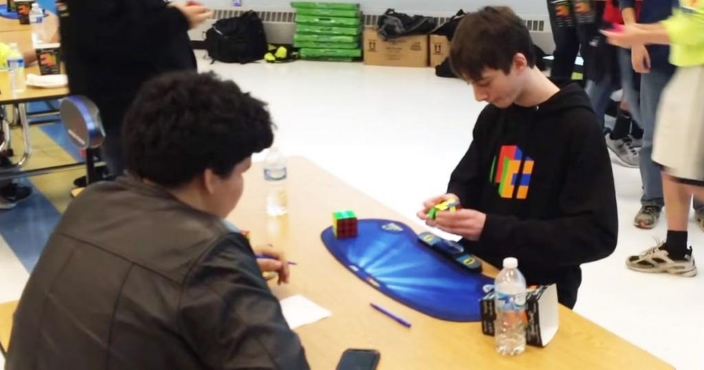 Lucas-Etter-Rubics-Cube-Record
