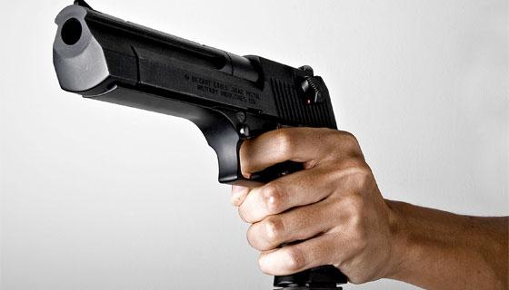 Rama Shanker Yadav Shot Dead