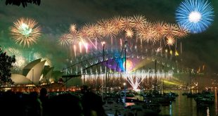 Sydney New Year Fireworks 2017