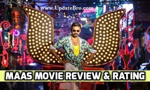 Dhanush-Maas-Movie-Review-and-Rating