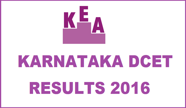 karnataka dcet results 2016