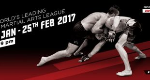 Super Fight League Schedule and Results